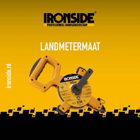 Ironside - Landmetermaat